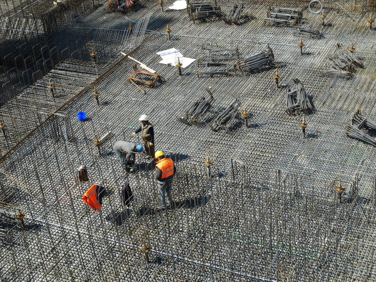 chantier site